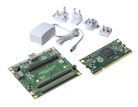 Raspberry Pi Compute Module 3 (CM3) SBC Development Kit