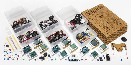 CTC 101 Arduino STEAM Education Toolbox