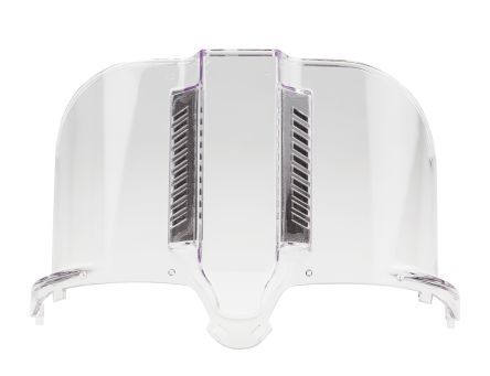 Flying Particles, Liquids Resistant PC Face Shield Visor