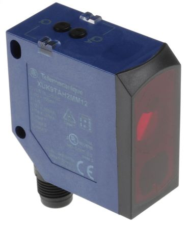 Telemecanique Sensors Photoelectric Sensor Retroreflective 0.3  70 m Detection Range Analogue