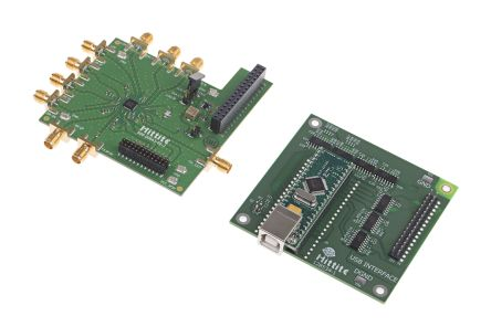 Analog Devices 800 → 4000MHz IF Transmitter Evaluation Board for HMC8200 for use with RF Transmitter