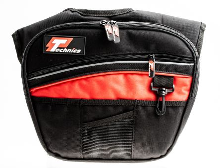 Technics Polyester Tool Bag with Shoulder Strap 350mm x 50mm x 310mm