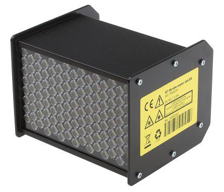 SuperCube LED Portable Stroboscope+laser