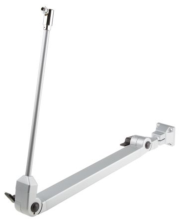 Articulating arm including mounting kit