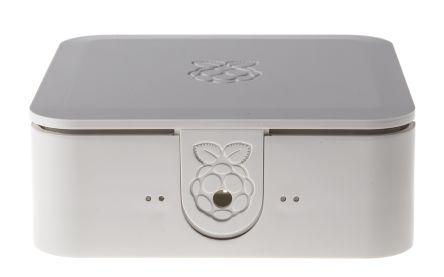DesignSpark Quattro, White Raspberry Pi Case