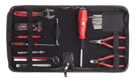 RS PRO 32 Piece Electricians Pouch Tool Kit