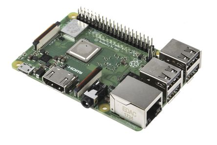 Raspberry Pi 3 Model B (Bulk) SBC Computer Board with -