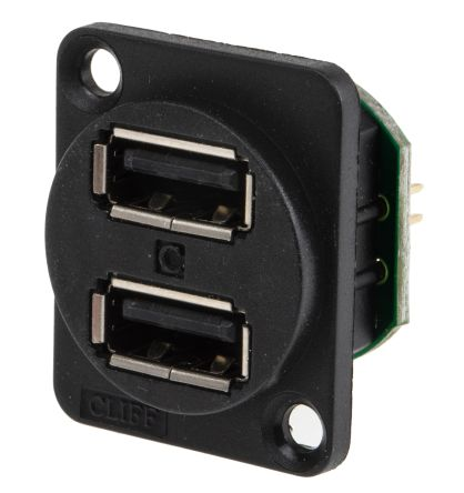 usb charger socket panel mount