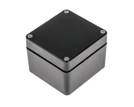 RS PRO Junction Box, IP66, ATEX, IECEx, 80mm x 75mm x 55mm