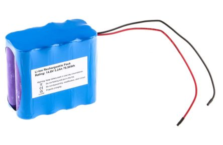 Rechargeable Battery Packs   RS Components