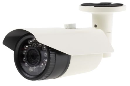 RS PRO IP Network Outdoor CCTV Camera, 1945