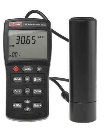 Light Meter, 580 kfL, 1999 kcd/m² product photo