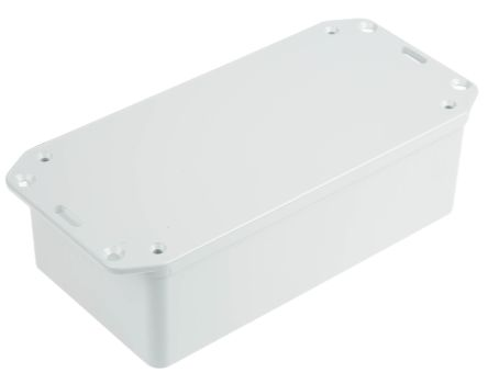 ABS Enclosure, IP65, Flanged, 173.4 x 82.4 x 50.5mm