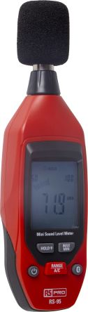Mini Sound Level Meter with Bluetooth