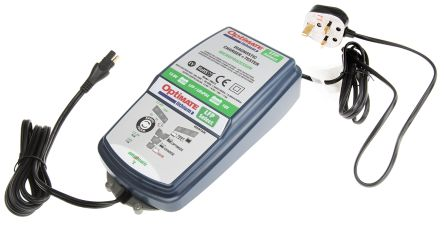 Battery Charger Connection Cord Set for OptiMATE LiFePO4 Lithium Batteries Charger product photo