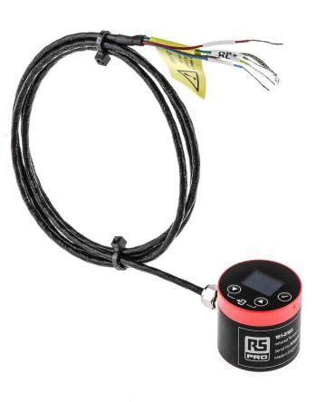 RS Pro Non-Contact Infrared Temperature Sensor, 1m Cable, 0°C to 1000°C