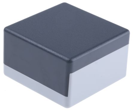 ABS Enclosure, Grey, 50 x 50 x 30mm product photo