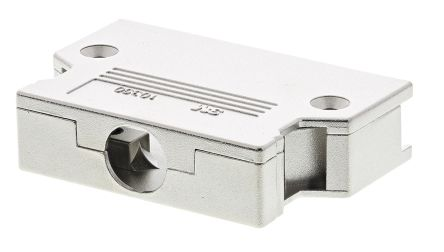 103 Series Aluminium D-sub Connector Backshell, 50 Way, Strain Relief product photo