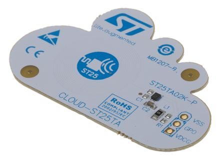 STMicroelectronics Discovery Kit HF Reader, NFC Initiator Discovery Kit for  ST25R3911B-DISCO for ST25R3911B