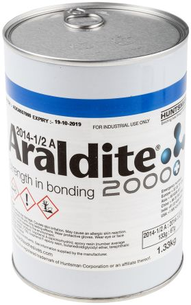 Araldite 2014-2 2 x 2 kg Grey Cartridge