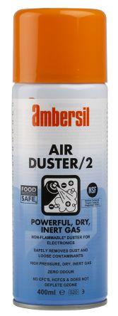 Ambersil 33181 High Powered Air Duster /2 Air Duster, 400 ml