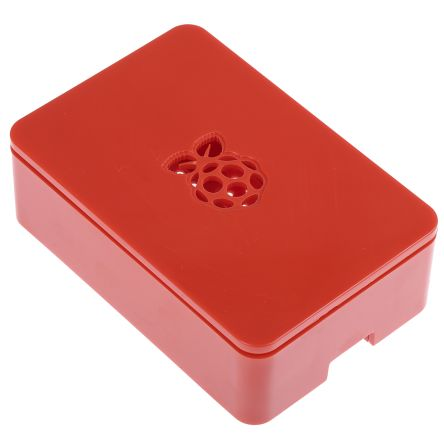 DesignSpark, Red Raspberry Pi Case