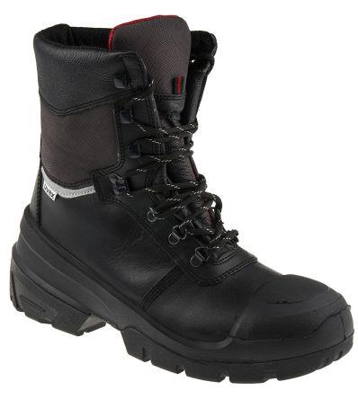 df55367c1b9 Uvex Quatro Pro Black Steel Toe Men Safety Boots