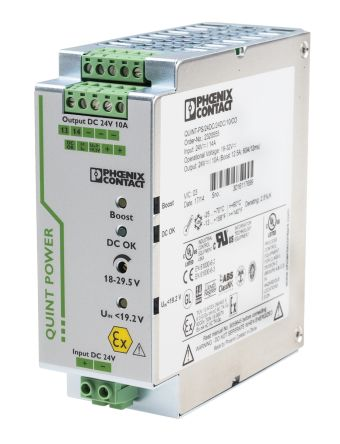 Quint-PS Phoenix Contact  2866378 DC//DC converters 24DC//24DC//10
