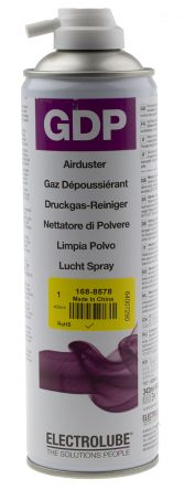 Electrolube GDP400 High Powered GDP Air Duster, 400g / 342ml