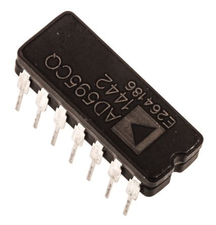 AD595CQ , Thermocouple Amplifier 15kHz, 5 V, 14-Pin CDIP product photo