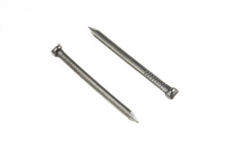 RS PRO Bright Steel Nails 50mm x 3.35mm;