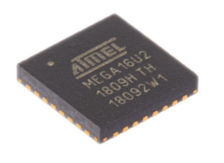 Microchip Technology ATMEGA16U2-MU Microcontroller