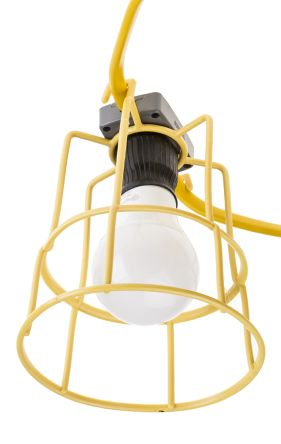 RS PRO Hanging Inspection Lamp 110 V ac