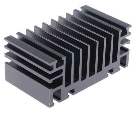 Solid State Relay Heatsink for use with Single Phase Relay