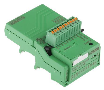 PLC Standalone Logic Module Gen 2 16 I/Os Plug-in Conn to 8 Digital/Analog 24V