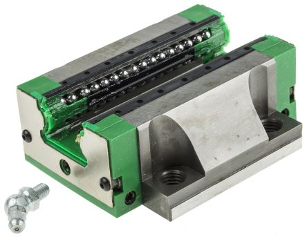 INA Linear Guide Carriage KWVE30-B-G3-V1, KWVE30