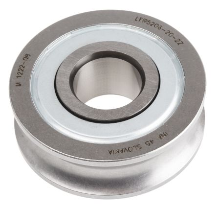Yoke Track roller ID 25mm OD72mm W23.8mm
