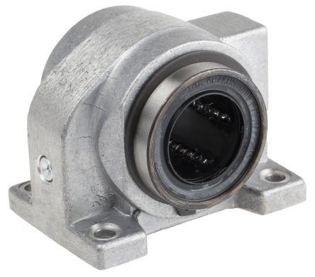 Ucland Aluminum 30mm Inner Diameter Linear Rail Shaft Support