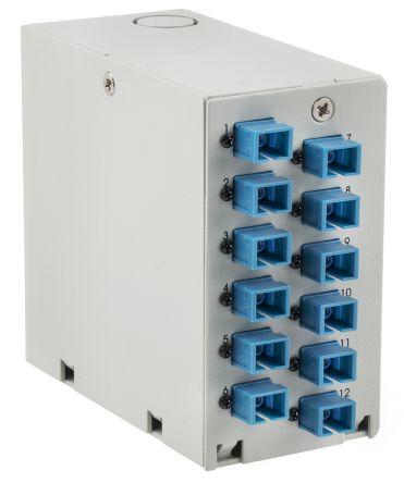 12 Port SC Single Mode Simplex Demarcation Box product photo