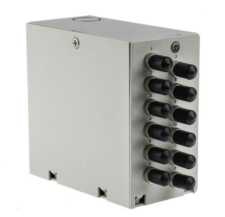 12 Port ST Multimode Demarcation Box product photo