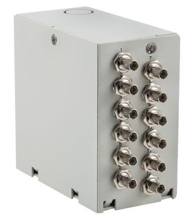 12 Port ST Single Mode Demarcation Box product photo