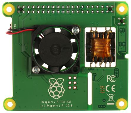 Raspberry Pi PoE_Board Power Over Ethernet (POE) for Raspberry Pi