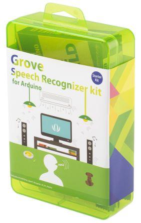 Seeed Studio, Speech Recognizer kit Speech Recognizer Kit Grove Speech Recognizer kit for Arduino - 110020108