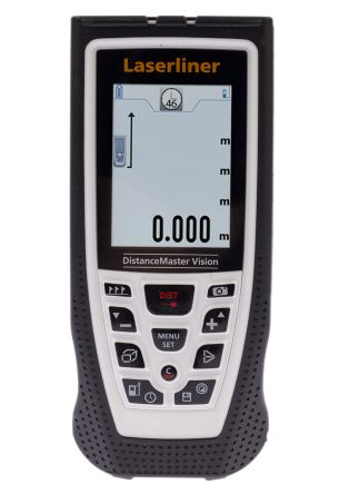 Laserliner Laser Measure, 80 m Range, ±2 mm Accuracy