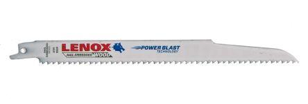 Lenox, 6 Teeth Per Inch Reciprocating Saw Blade, Pack of 5