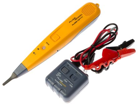 Fluke Networks Pro3000 PRO3000F50-KIT Video, Data & Voice Wiring Tester of Cable Continuity