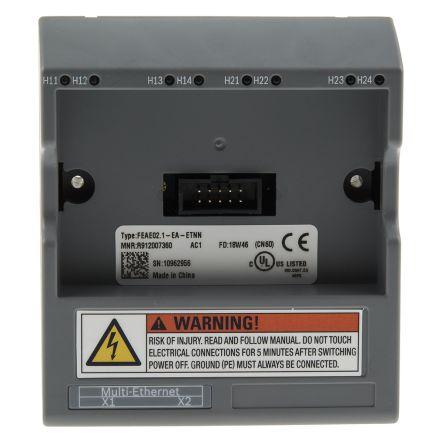 Basic Operator Panel, IP20 for use with EFC X610 Series Frequency Converter product photo