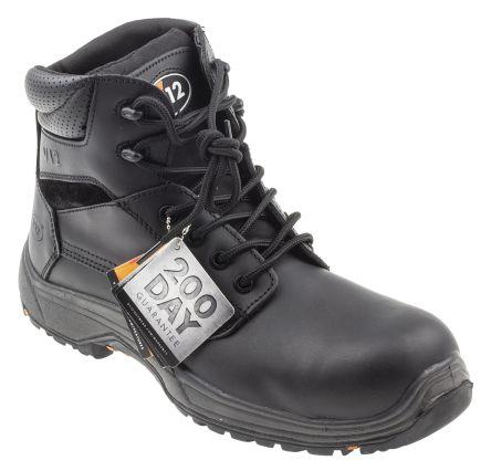 V12 Footwear Bison Black Composite Toe