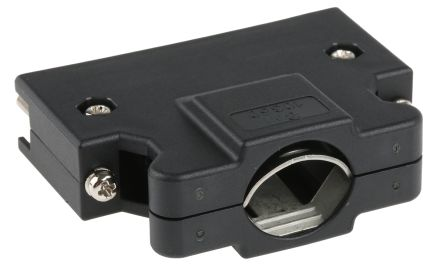 103 Series Polymer D-sub Connector Backshell, 50 Way, Strain Relief product photo