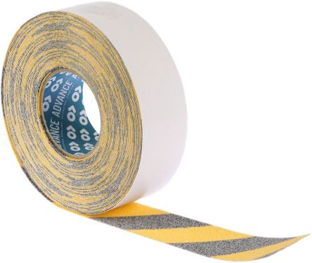 AT200 Anti slip tape balck/yellow